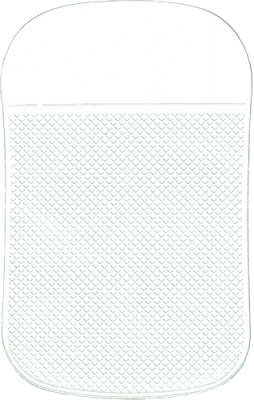 Mon Sticky Original© blanc 9x14