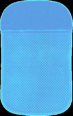 Mon Sticky Original© bleu 9x14